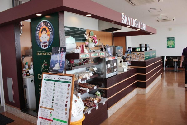 SKYLIGHT CAFE_店内
